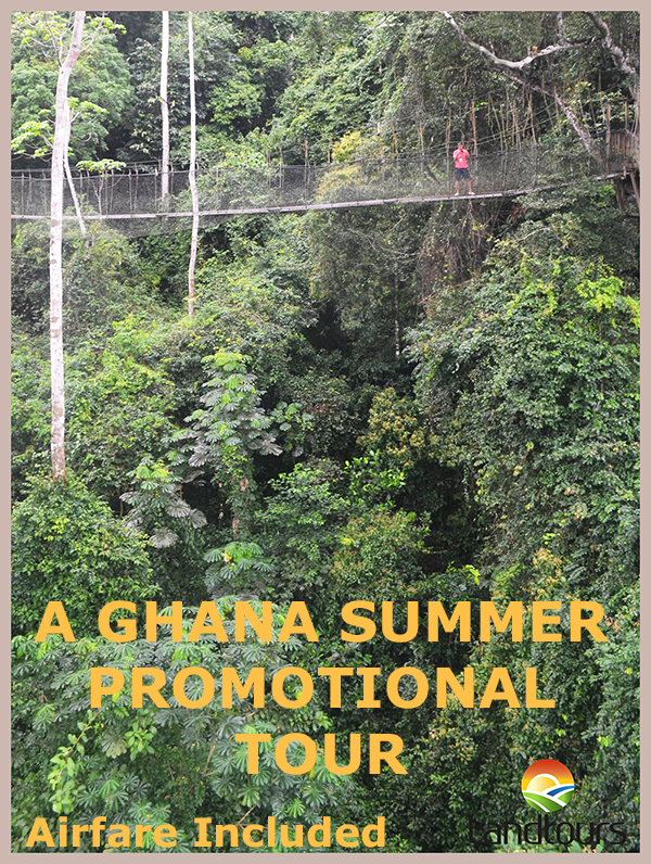 A Ghana Summer Promotional Tour