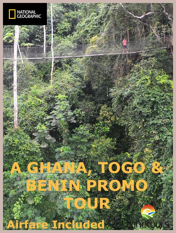 A Ghana, Togo & Benin Promotional Tour
